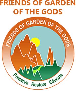Friends of Garden of the Gods Logo